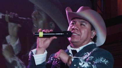 Sergio Gómez, vocalista de K-Paz de la Sierra (Foto: Cuartoscuro)