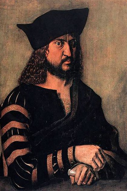 Federico III, el Sabio, Elector de Sajonia. Este príncipe fue el protector de Martín Lutero