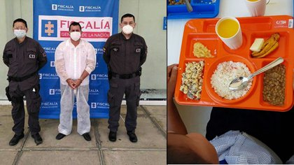 Alias el gemelo o el padrino, hombre que ofrecía carne de caballo y burro a operadores del PAE en Santander. Foto: Fiscalía.