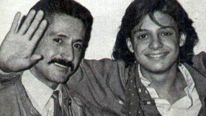 De qué murió realmente Luisito Rey: las diferencias con lo que presentó la serie de Luis Miguel