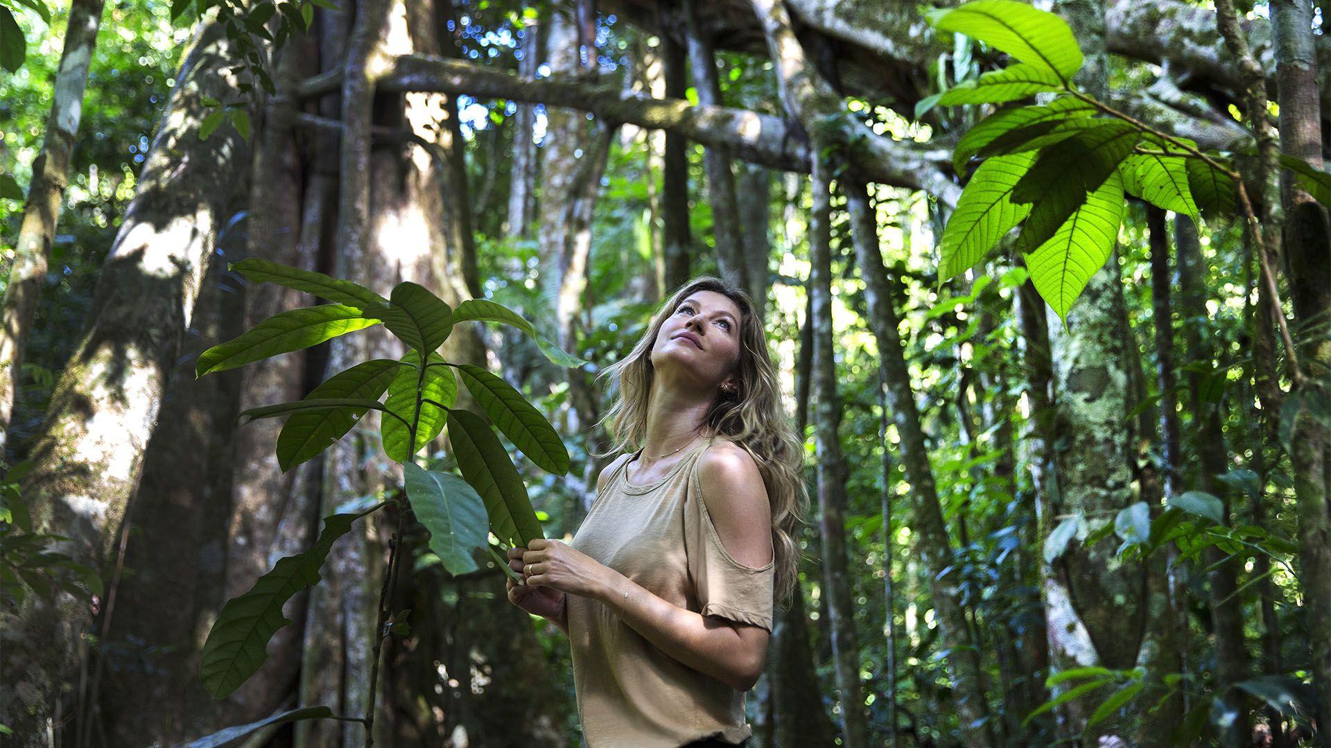 Originaria de Brasil, pide que el mundo cuide su país (Photo credit: National Geographic Channels/Lalo de Almeida)