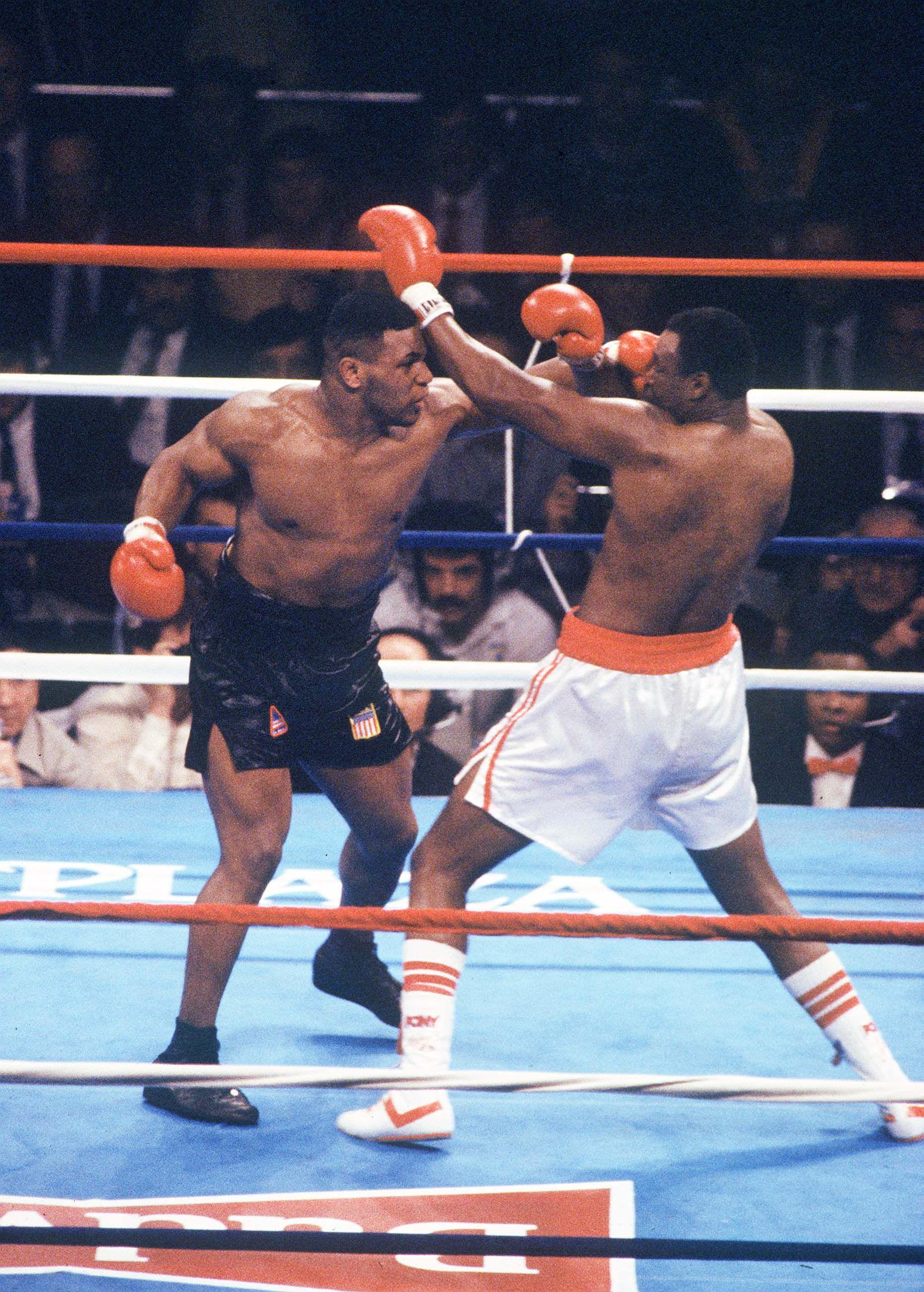 Mike Tyson vs Michael Jordan