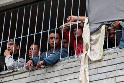 La empresa de tecnología chilena GeoVictoria proyecta la implementación de su plataforma en Colombia y otros países afectados por la coyuntura del coronavirus en las cárceles. EFE/Mauricio Dueñas/Archivo