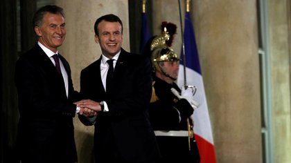 Macri priorizó el rol de Macron para destrabar las negociaciones por el acuerdo entre la UE y el Mercosur.