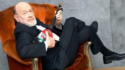 Marcos Mundstock falleció el miércoles 22 de abril (Foto: Les Luthiers)