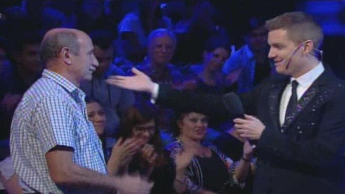 """El emotivo reconocimiento a un veterano de Malvinas en """"¿Quién quiere ser millonario?"""""""