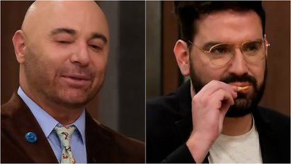 """El fuerte cruce entre Germán Martitegui y Damián Betular en Masterchef Celebrity: """"Esto no puede quedar así"""""""
