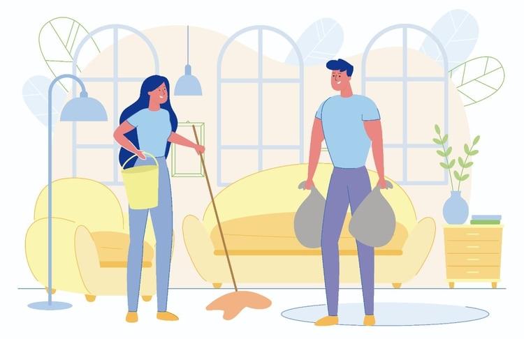 A la hora de organizar una nueva rutina en este contexto, será muy importante tener en cuenta los distintos valores personales y familiares (Shutterstock)