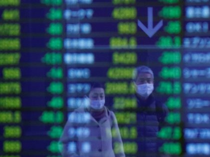 Japón se encuentra en una grave crisis económica, con una deuda que supera el PBI del país y una estructura burocrática dentro de las empresas todavía muy obsoleta.   REUTERS/Issei Kato/Files