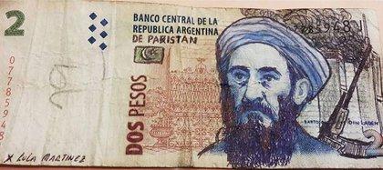 El ideólogo del atentado contra las Torres Gemelas Osama Bin Laden