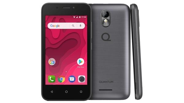 Cuenta con Android Go, una versión del sistema operativo móvil de Google pensado para optimizar los recursos del equipo
