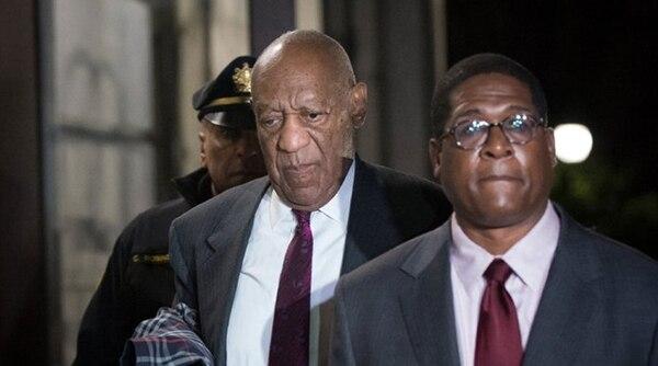 Cosby fue declarado culpable de los tres delitos de agresión indecente agravada de los que era acusado: penetración sin el consentimiento de Constand, penetración cuando la joven estaba inconsciente y penetración tras haber sido drogada. (Foto: Twitter)