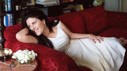 "Monica Lewinsky para ""Vanity Fair"""