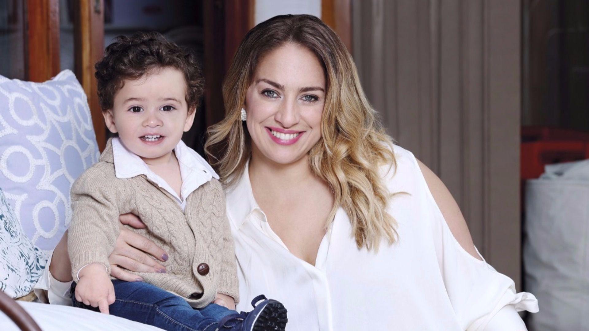 Antonio cumple cuatro años en abril. Foto: Maxi Didari / Para Ti Mamá