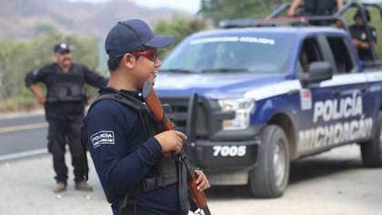 Autoridades Estatales y Federales llegaron a Tepacaltepec para resguardar la zona (Foto: Cuartoscuro)
