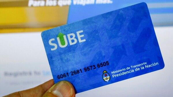 La tarjeta de transporte Sube ocupó el primer puesto de los temas más buscados del año 2012 (NA)