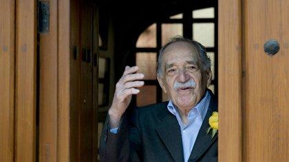 El colombiano Gabriel García Márquez, también premio Nobel, registró más de 237.000 hashtags en los 12 días del estudio. (EFE)