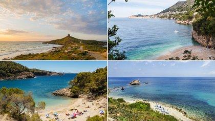 Las 10 playas secretas más hermosas de Europa, según la prestigiosa revista de viajes Travel + Leisure