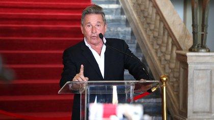 Ricardo Montaner (EFE/ Presidencia de República Dominicana)