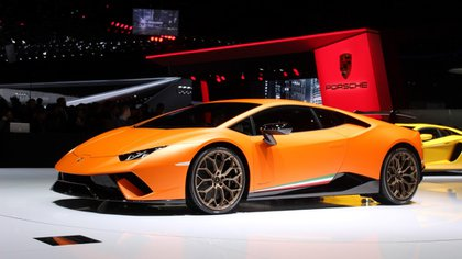 El Lamborghini Huracán Performante promete ser la mejor creación de la firma italiana