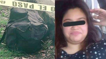 En redes sociales difundieron el video del asesinato de Melissa (Foto: Especial)