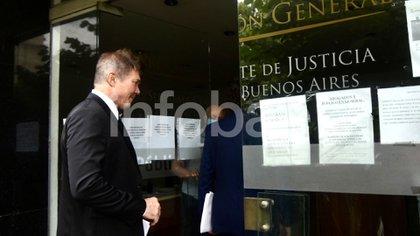 Fernando Burlando, abogado de Buzali