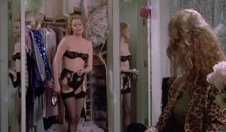 Melanie fue uno de los sex symbols de los 80