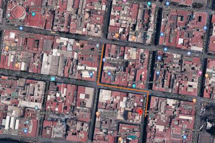 Ruta en Google Maps