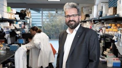 Nevan Krogan, director del Instituto de Biociencia Cuantitativa de UCSF encabezó el estudio. (Instituto Gladstone)