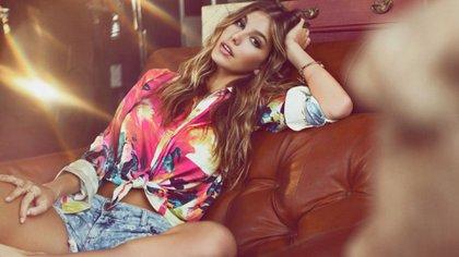 Camila Morrone, la it girl argentina que conquistó el corazón de Leo DiCaprio y tiene como padrastro a Al Pacino, novio hace 10 años de su mamá, la modelo y actriz Lucila Polak (Gentileza Ossira)