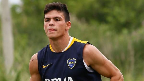 Jonathan Silva, con pasado en Boca, se desempeña en la Roma de Italia (NA)