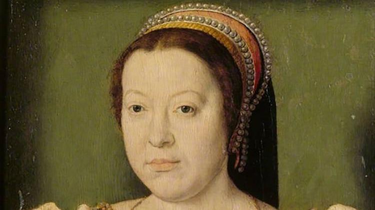 Catalina de Médicis, regente de Francia, fue la protectora de Nostradamus