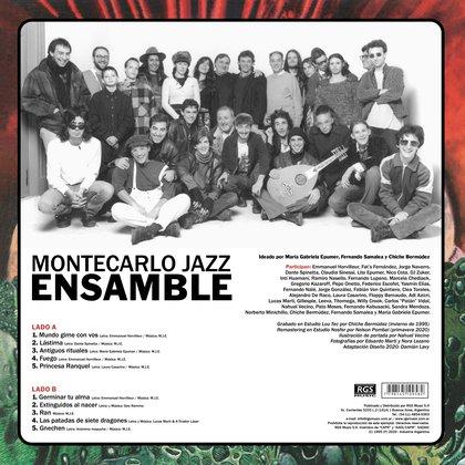 """Montecarlo Jazz Ensamble"""