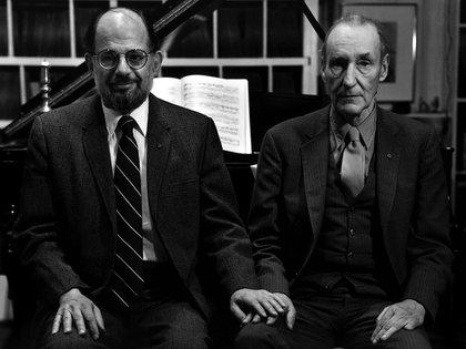 Junto a Ginsberg (Hank O'Neal)