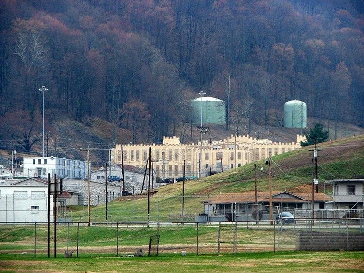 La cárcel Brushy Mountain State es el punto de partida de la carrera