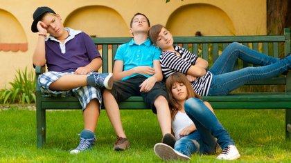 Para la OMS, el 81% de los adolescentes no se mantienen suficientemente activos (iStock)