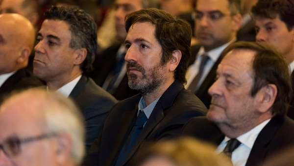 Sebastián Casanello (Adrián Escandar)