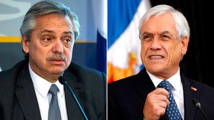 Alberto Fernández y Sebastián Piñera se reunirán el próximo martes