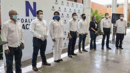 La Coalición Nacional pretende ser la gran alianza opositora que agrupe el descontento contra Ortega. Sin embargo, ha estado sacudida por deserciones y peleas entre sus miembros. (Foto cortesía de La Prensa)