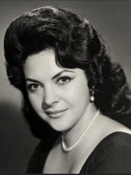 Carmelita González también participó en telenovelas (Foto: Twitter / @cine_mexicano)