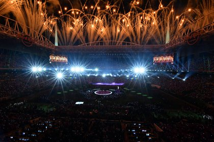 El SUper Bowl LIV se celebró este domingo en Miami (Reuters)