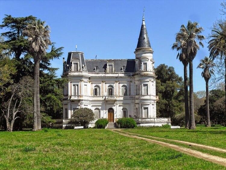 La mansión de Tiburcia Domínguez en Lobos
