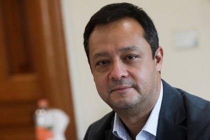 Gabriel Yorio es el secretario de Hacienda y Crédito Público del gobierno federal (Foto: Reuters / Henry Romero/File Photo)