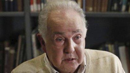 Jorge Bacigalupo, el ex militar quetenía bajo su custodia los cuadernos de Centeno y los entregó al periodista Diego Cabot