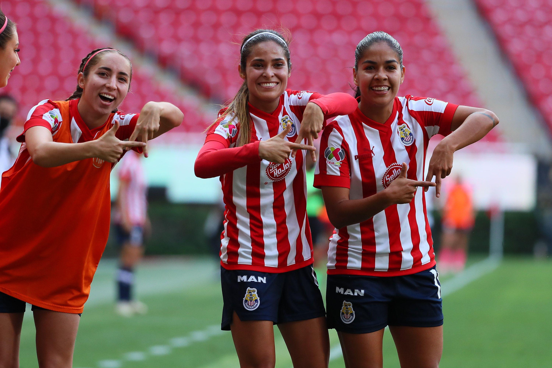 Chivas Femenil vs Rayadas Monterrey