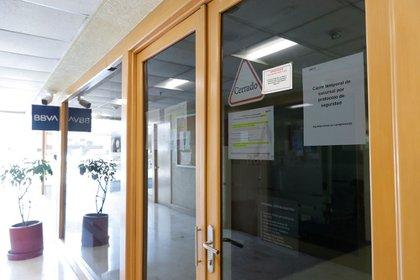 Las oficinas están clausuradas en el recinto de San Lázaro (Foto: Cámara de Diputados)