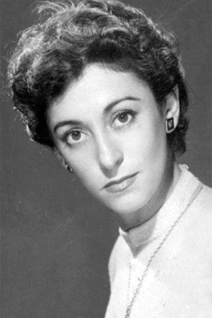 Hilda Bernard (Fotos:  Álbum Familiar)