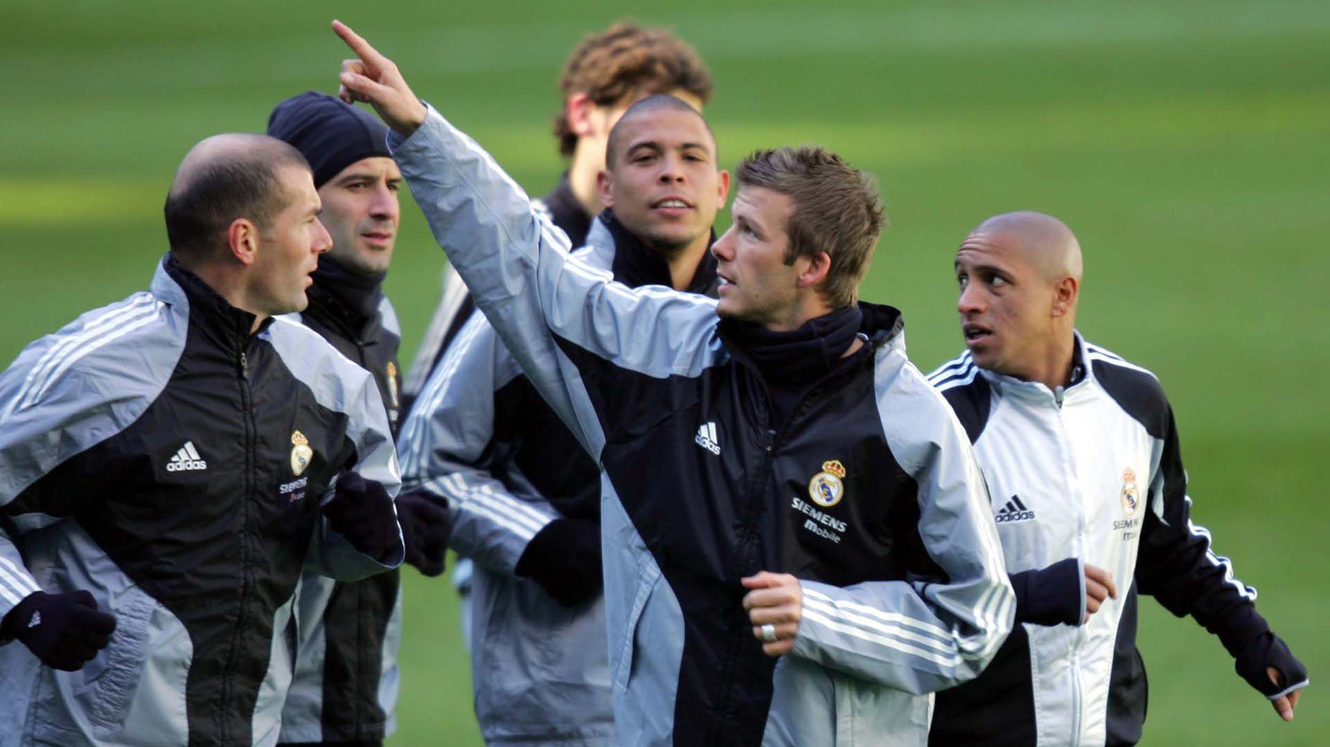 Real Madrid Galácticos