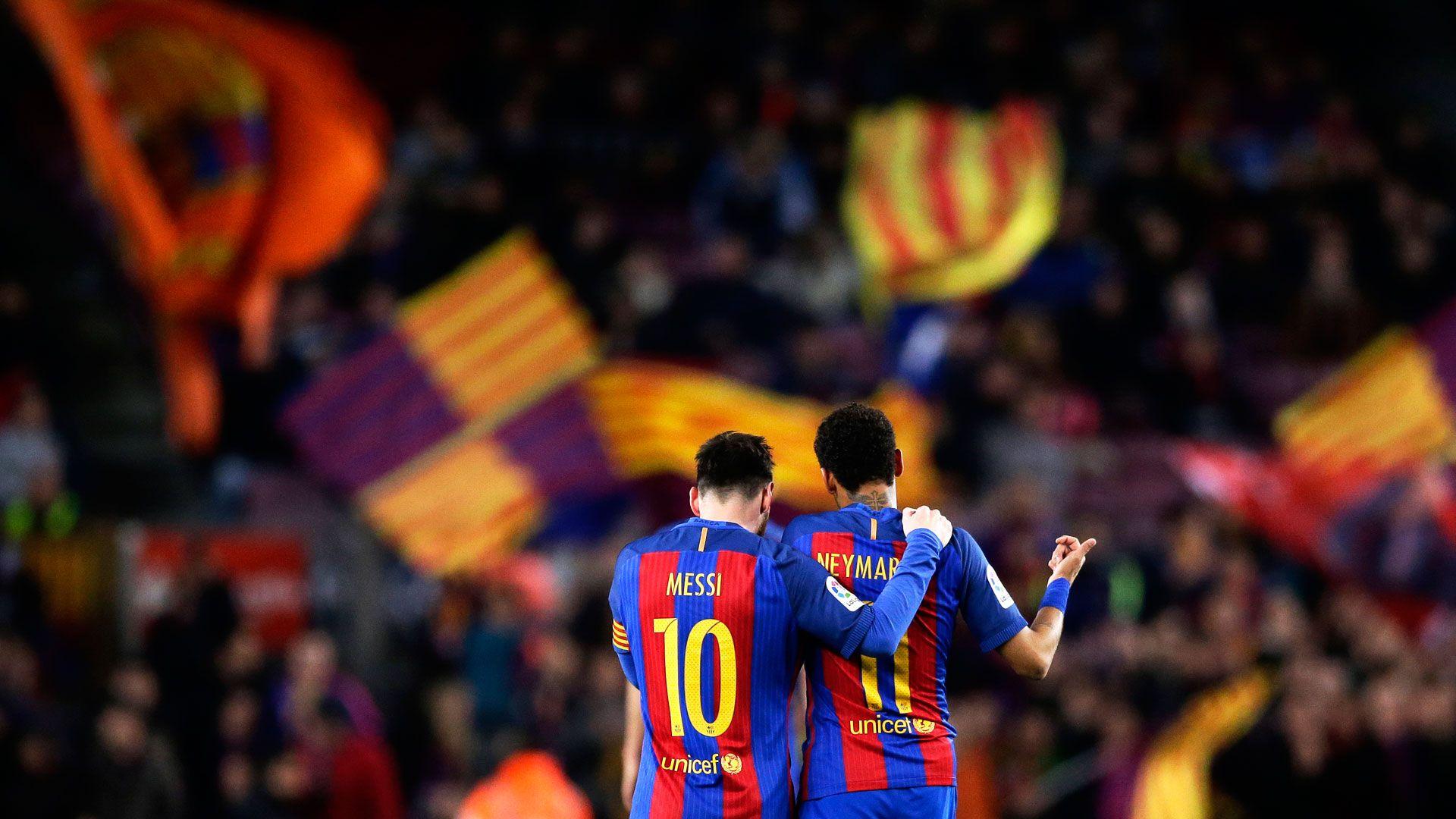 La amistad nacida en Barcelona se profundizó, pese a que integran equipos rivales y selecciones enfrentadas. Pese a todo ambos reivindican su relación en público y en privado en un caso atípico en estrellas del alto rendimiento deportivo (AP)