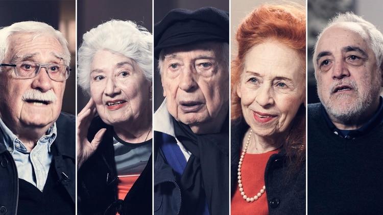 Resultado de imagen de El Bellas Artes presenta entrevistas inéditas a grandes artistas argentinos para ver on line